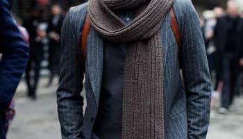 Як зав'язати чоловічий шарф: 4 простих способи