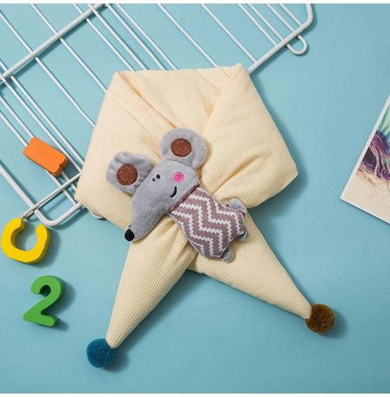Дитячий шарф мишеня